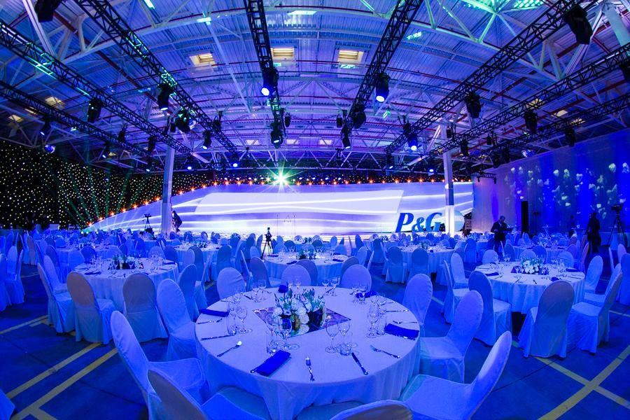Procter & Gamble - catering